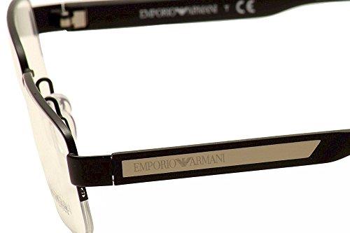... Emporio Armani Montures de lunettes 1029 Pour Homme Matte Black, 54mm  3001  Matte Black ... 687ffc8bc04e