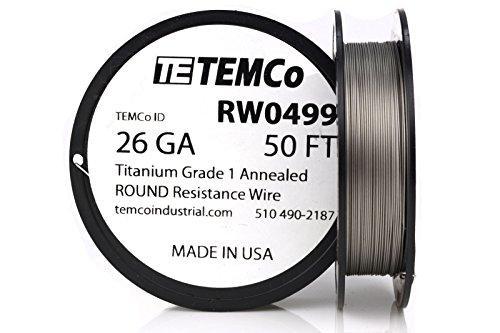 TEMCo Titanium Gauge Surgical Resistance