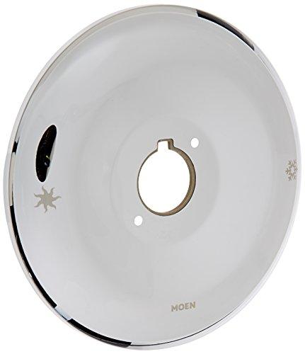 Moen 102563 Part Eschutcheon Villeta Single Handle Tub and Shower by Moen