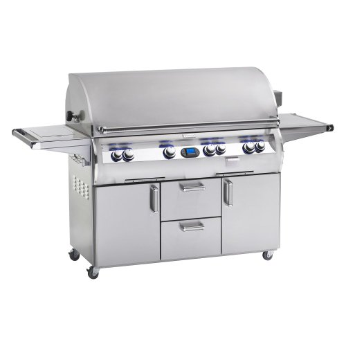 Fire Magic Echelon Diamond E1060 All Infrared Natural Gas Grill With Single Side