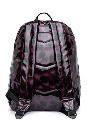 Hype Hombre Blackberry Fade Backpack, Púrpura Oscuro Ciruela