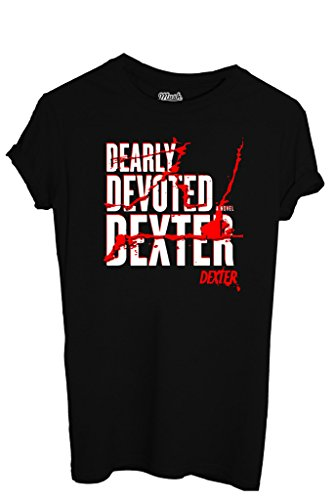 T-Shirt Dexter - Film By Mush Dress Your Style