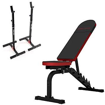 Marbo Sport Banc De Musculation Multiposition Chandelles Mh Z177