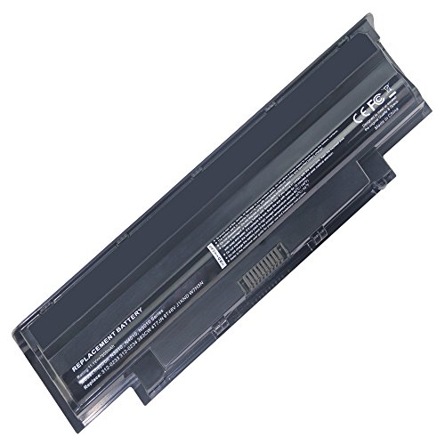 CBD® High Capacity Extended Replacement 90 WHr 9-Cell Lithium-Ion Battery 4T7JN 312-0234 for Select Dell Inspiron / Vostro - Battery Capacity Whr High