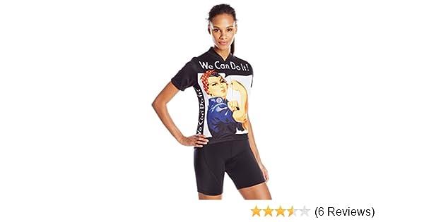 Amazon.com   BDI Women s Rosie The Riveter Jersey   Clothing e9838072b