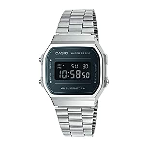 Montre Mixte CASIO A168WEM