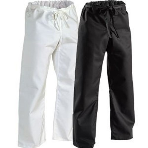 Century Middleweight Traditional Drawstring Pants Black size 5