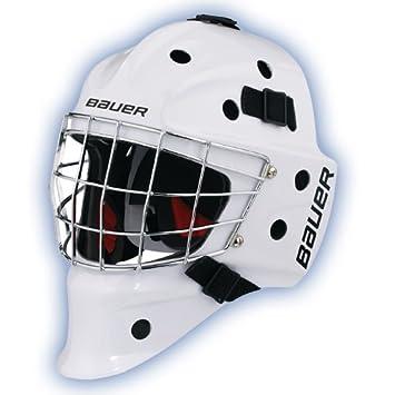 56364ec7643 Bauer NME 7 Goalie Mask