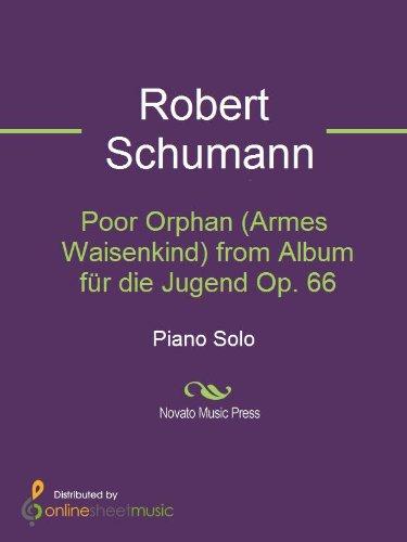 Schumann, Robert | Grove Music