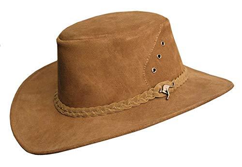 Australia Traders Rust Para Hombre Sombrero Kakadu Cowboy O1gA5xSqS