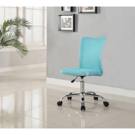 Mainstays Desk Chair, Multiple Colors (Spearmint)