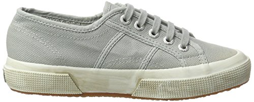 Cotustonewash Unisex Grey Erwachsene Grau 2750 Sneaker Superga Lt F1n4aPFx
