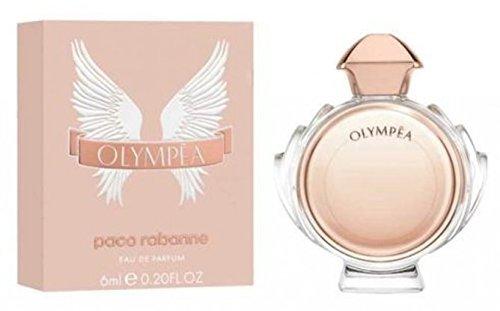 Olympea by Paco Rabanne Eau de Parfum Miniature, 6 ml (0.20 oz) by Paco Rabanne