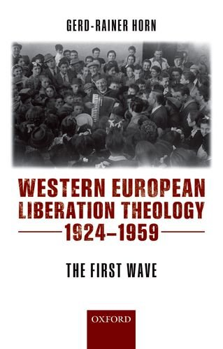 (Western European Liberation Theology: The First Wave (1924-1959))