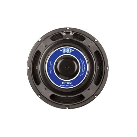 (Eminence Legend BP102 10 Inch Bass Amplifier Speaker 200 Watts - (8)