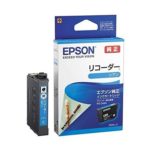 (まとめ)エプソン インクカートリッジRDH-C シアン【×30セット】 AV デジモノ パソコン 周辺機器 その他のパソコン 周辺機器 14067381 [並行輸入品] B07R5VW4QV