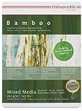 Hahnemuhle Bamboo Mixed Media Pad 16.5X23 Inc