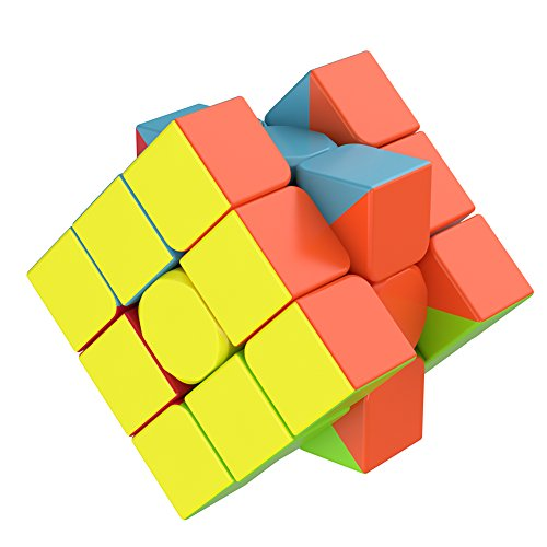 The Amazing Smart Cube IQ Tester 3x3 Magic Speed Cube  Anti Stress for Antianxiety Adults Kids  Best