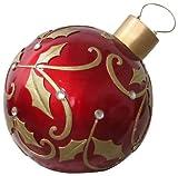 "RESON Enterprises LTD 16069 24"" RED LED Ornament"