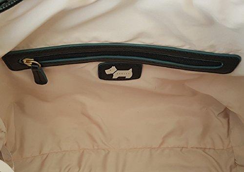 Oilskin Medium Bag Hearts Black Rrp Radley Cross Body 5Yxt4qwq