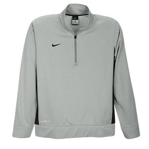 Nike Core Fleece 1/4 Zip SILVER