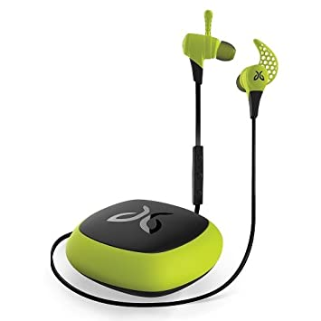 JayBird X2 Sport Wireless Bluetooth Headphones (Charge) In-Ear Headphones at amazon