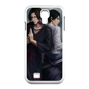 Anime Guys Meditación Crows Darkness 14146 Samsung Galaxy S4 Caso 9500 del teléfono celular funda blanca del teléfono celular Funda Cubierta EOKXLKNBC02632