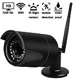 YUMUN 720P Wireless WIFI Bullet Camera Security Surveillance IP Camera IR Night Version CCTV IP66 Weatherproof for Outdoor and Indoor