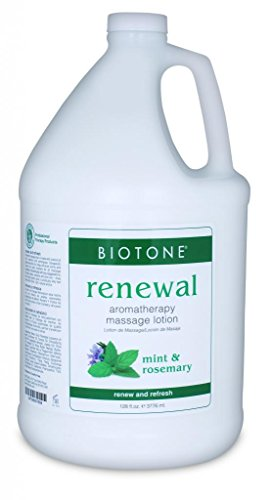 Biotone Renewal Massage Lotion, 128 Ounce