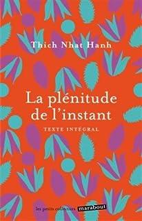 La plénitude de l'instant : vivre en pleine conscience, Nhât Hanh, Thich