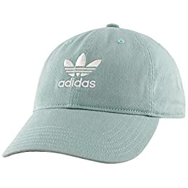 adidas Originals Women's Relaxed Adjustable Strapback Cap