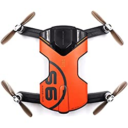 Wingsland S6 RC Drone WiFi With 4K UHD Camera Comprehensive Obstacle Avoidance Pocket Selfie FPV Quadcopter