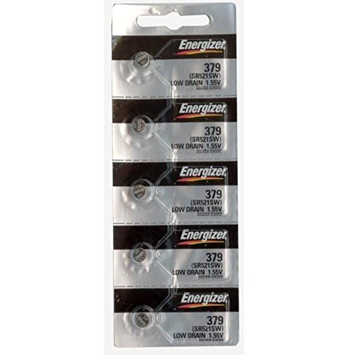 Energizer 379 Sr521sw Battery Batteries