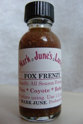 Fox Frenzy Trapping Lure by Mark June's Lures (Image #1)