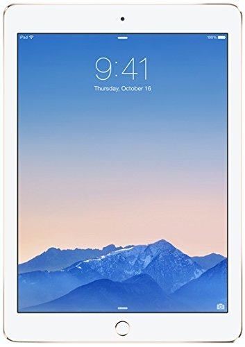(Apple iPad Air 2 MH182CL/A (64GB, Wi-Fi, Gold) NEWEST VERSION (Refurbished))