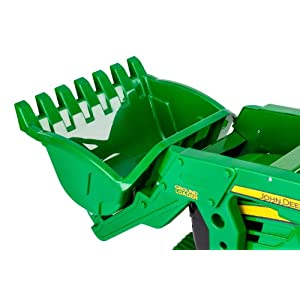Peg-Perego-John-Deere-Ground-Loader-Ride-On-Green