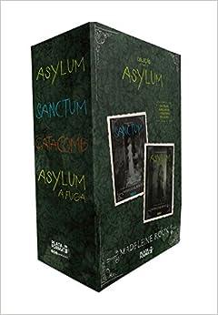 Book Box - Coleção Asylum (Em Portugues do Brasil)