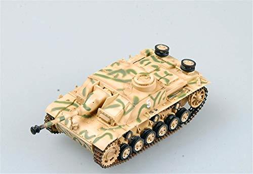 Easy Model Stug III Ausf. G 316 Funklenk kompanie 1:72 Assault Gun Tank Finished (Stug Iii G Best Gun)
