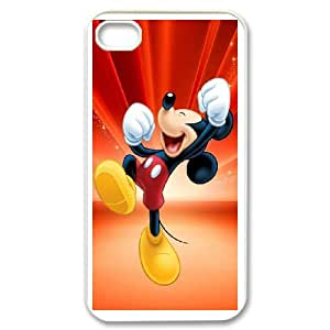 Mickey Mouse for iPhone 4,4S Phone Case 8SS459522