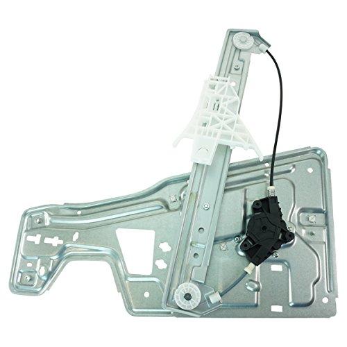 Power Window Regulator w/Motor Front LH Driver Side For Chevy Equinox Torrent