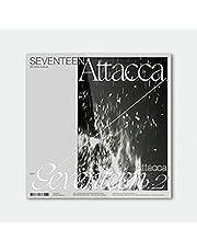SEVENTEEN ATTACCA 9th Mini Album ( OP.2 ) Ver. 1ea CD+1ea FOLDED POSTER+78p Photo Book+1ea Lyric Case+1ea Photo Post Card+1ea Folding Card+2ea Photo Card+1ea PRE-ORDER ITEM