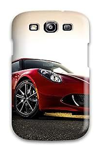2015 High Impact Dirt/shock Proof Case Cover For Galaxy S3 (alfa Romeo 4c 11) 3FAXCOZU565E66KV