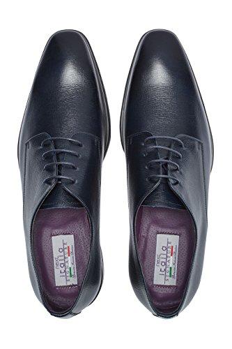 next Hombre Zapatos de vestir Signature Corte Regular Azul Marino