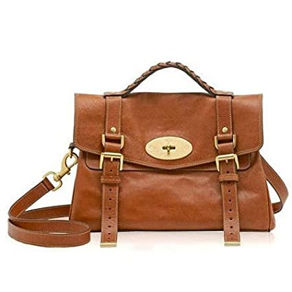 ff138035c8 Mulberry Bag Mini Cross Body Alexa Natural Leather Oak  Amazon.co.uk   Kitchen   Home
