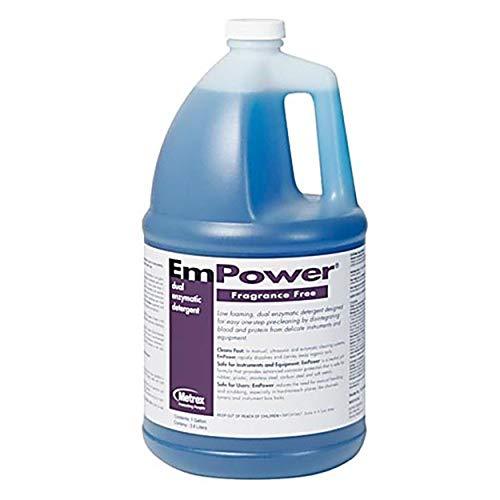 Metrex MET 10-4400 Empower Cleaner, Fragrance Free, 1 Gallon