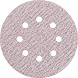 5'' Aluminum Oxide Very Fine 400-Grit B-Weight Finishing Disc