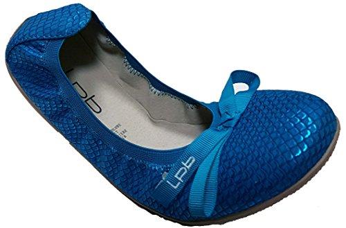 Les Ptites Bombes - Bailarinas de Material Sintético para mujer azul azul 39