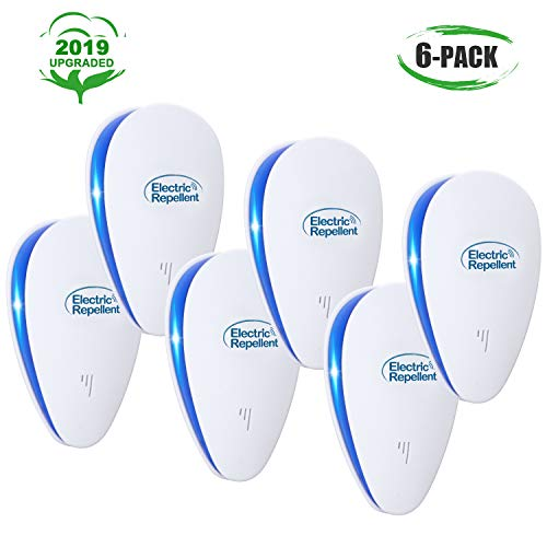 Highendberry Ultrasonic Pest Repeller, Pest Repeller Plug in