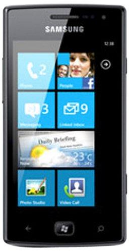 samsung omnia w gt i8350 metallic black amazon in electronics rh amazon in Samsung I8350 Firmware Samsung Galaxy Note
