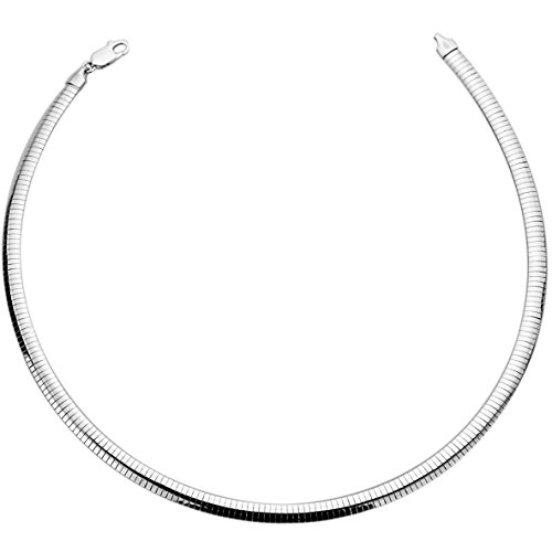 6mm omega necklace - 6